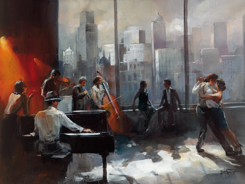 Room with a View II von Willem Haenraets