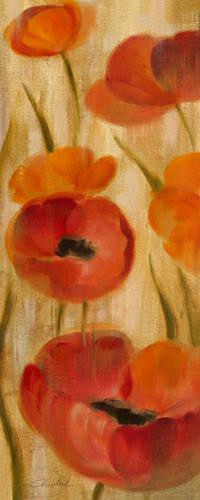 May Floral Panel II von Silvia Vassileva