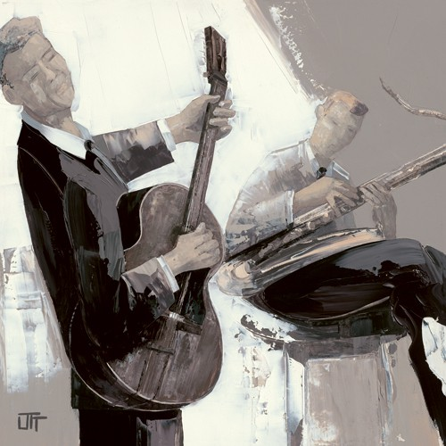 La guitare von Bernard Ott