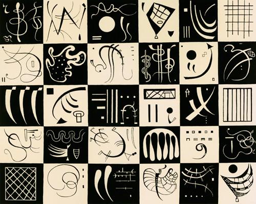Trente von Wassily Kandinsky