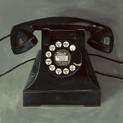 Classic Telephone von Avery Tillmon