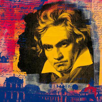 Beethoven II von Oke Walberg