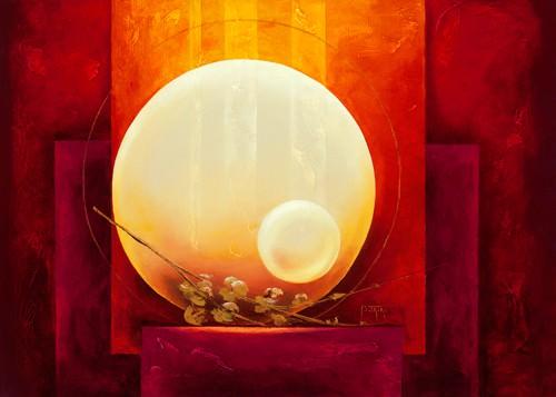 Amour infini von Bernadette TRIKI