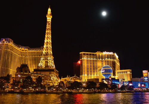Paris, Vegas von Aurelien Terrible