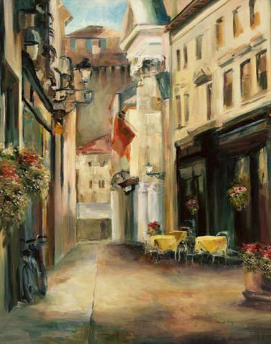 Old Town II von Marilyn Hageman
