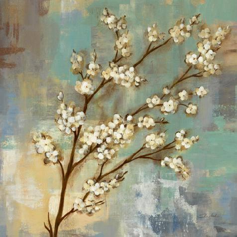Kyoto Blossoms I von Silvia Vassileva