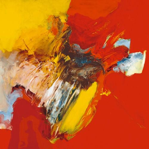 Triptyque rouge II von Pascal Magis