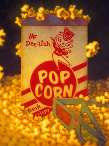 3D Popcorn von Thomas Colletta