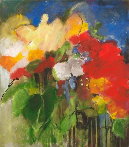 Gartenraum II von Ingeborg Dreyer