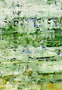 """Astratto Verde""""                """" von Martina Kropf"""