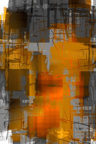 Orange Crush von Norm Stelfox
