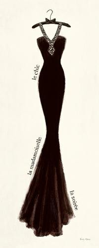 Couture Noire Original III von Emily Adams