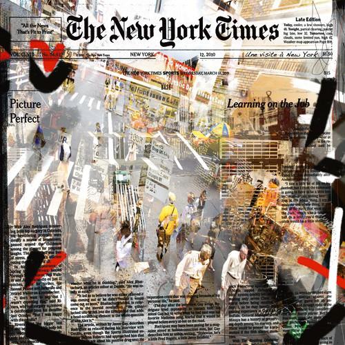 Une visite e New York von MN.FF