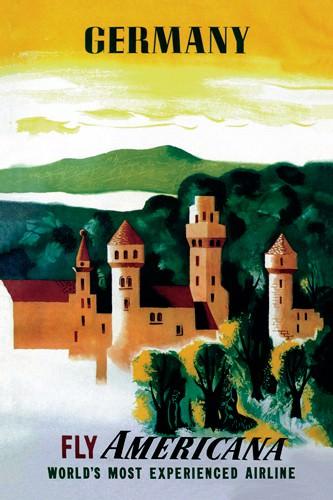 German Castle von Unknown