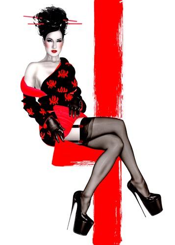 Redflower von Sara Horwath