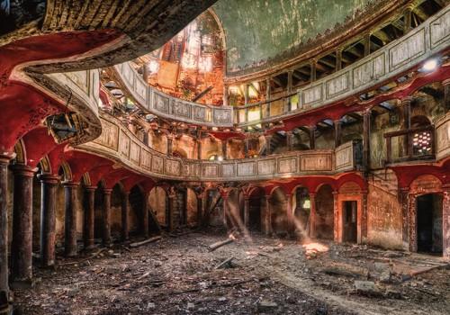 Gods Forgotten Palace von Matthias Haker