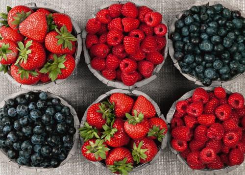 Berries I von Assaf Frank