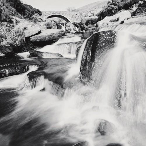Three Shires Head Falls, Peak District von Dave Butcher