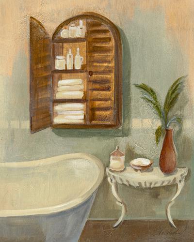 Steam Bath II von Silvia Vassileva
