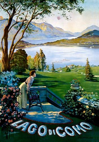 Lago di Como von Elio Ximenes