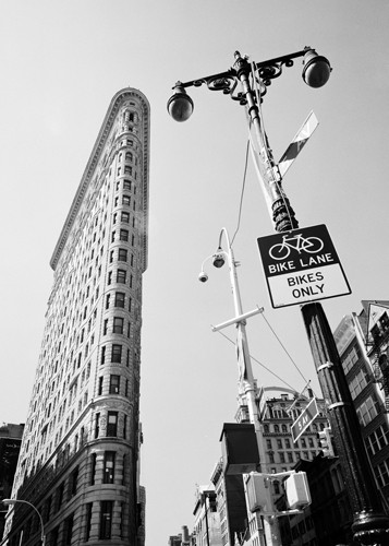 New York Flatiron II von Dave Butcher