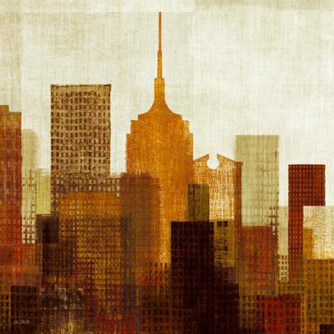 Summer in the City II von Michael Mullan