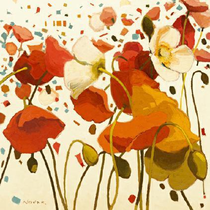 Coral Confetti von Shirley Novak