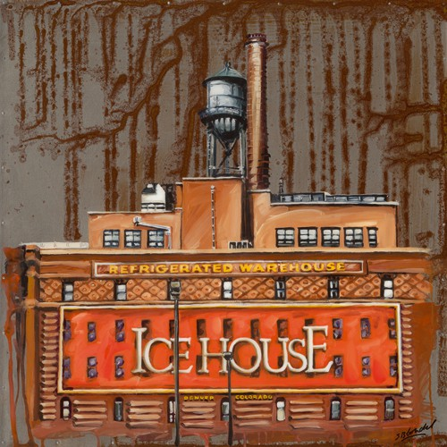 Ice House von Sandrine Blondel