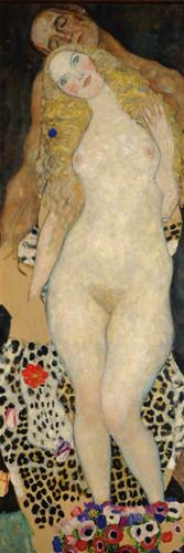 Adam und Eva von Gustav Klimt