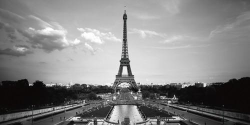 Eiffel Turm I von Leo Seidel