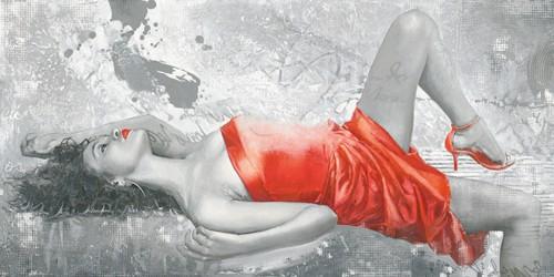 Lady in Red von Enrico Sestillo