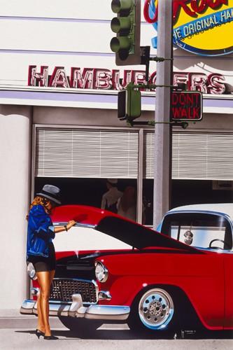 Hamburgers von Guy Tempier