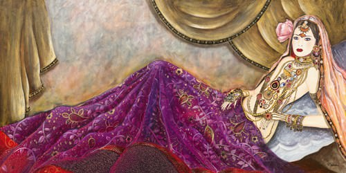 Romance indienne II von Valerie Maugeri