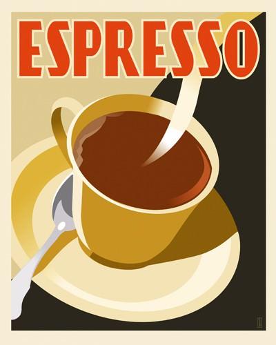 Espresso von Richard Weiss
