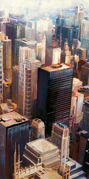 Chicago II von Wulf Reinshagen