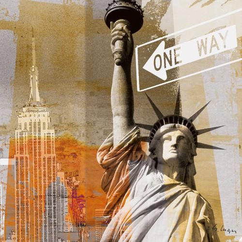 New York II von Gery Luger