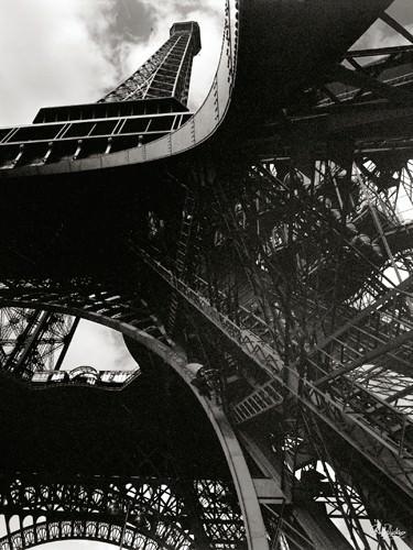 Paris Eiffel III von Ralf Uicker