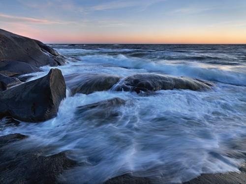 Skagerack Coast von Hans Strand
