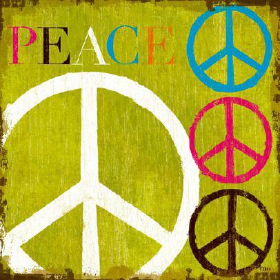 Peace von Michael Mullan