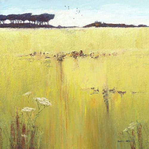 Cornish Meadow von Caroline Atkinson