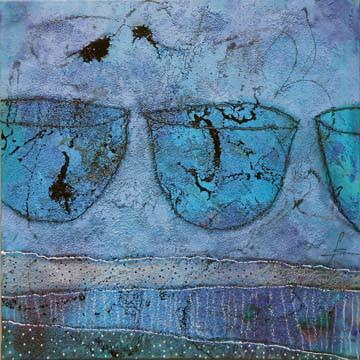 Alles in Blau von Franziska Schmalzl