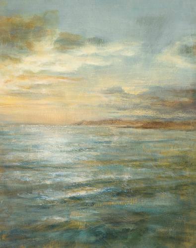 Serene Sea III von Danhui Nai