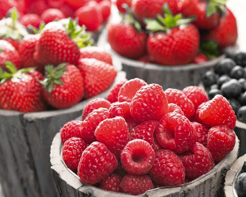 Berries II von Assaf Frank