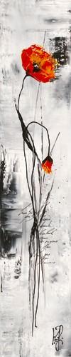 Reve fleurie I von Isabelle Zacher-Finet