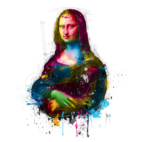 Da Vinci Pop von Patrice Murciano