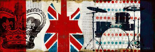 British Invasion II von Michael Mullan