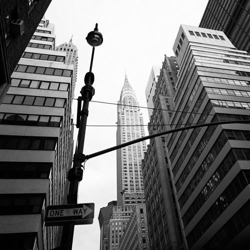 Chrysler Building von Dave Butcher
