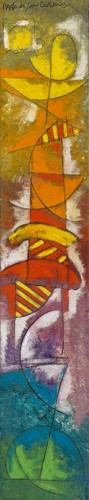 Totem II von Paolo Da San Lorenzo
