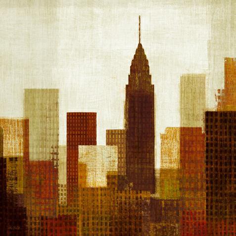 Summer in the City III von Michael Mullan