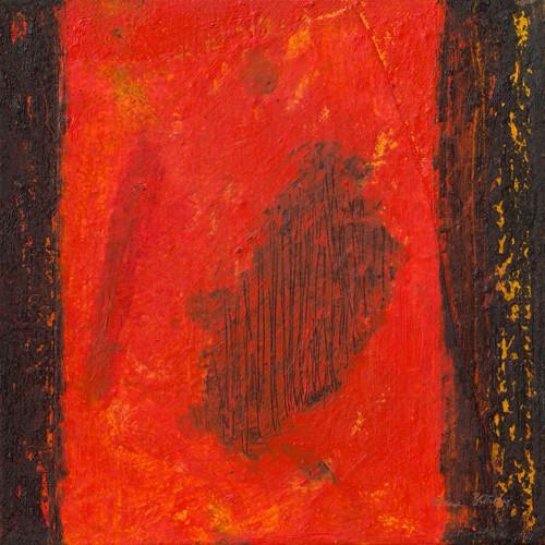 Irradiance du rouge von Valerie Buffetaud